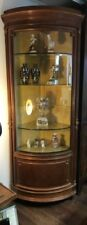 Curios/China Cabinets Antique Cabinets