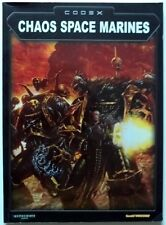 Codex Chaos Space Marines by Games Workshop Design Studio Staff (2002, Paperback