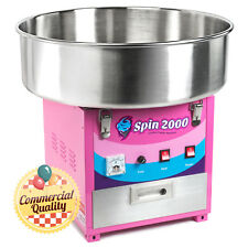 OPEN BOX - Cotton Candy Machine and Electric Candy Floss Maker - Commercial