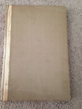 SIGNED THE WALDORF ASTORIA BOOK HOTEL HC 1ST ED ROUGH UNCUT PAGES 1934 BOOMER