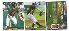 COMPLETE 2017 SAN JOSE GIANTS TEAM SET MINOR LGE HIGH A SAN FRANCISCO