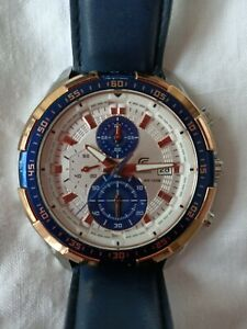 Casio edifice mens chronograph watch