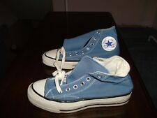Vintage (New Old Stock) Converse Chuck Taylor USA 60's - 70's blue label Size 6