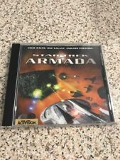 STAR TREK ARMADA 1 - 2000 PC GAME - ACTIVISION