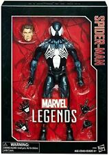 Marvel Legends Spider Man Symbiote Black Suit Target Exclusive