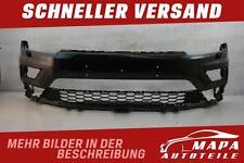 VW Tiguan II 5NA Bj. ab 2016 Stoßstange Vorne (SRA) Schwarz Original Versand