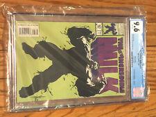 Incredible Hulk 377 CGC 9.6 NM 3rd print 1st App. Professor Hulk