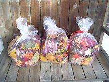 BULK SALE 100's Silk Maple Leaves Silk Leaf Silk Oak Autumn Wedding Decor