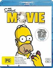The Simpsons Movie  - Blu-ray - Like New!