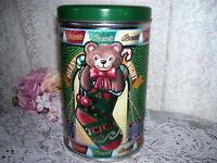 Reese's Tin Box with Teddy Bear USA