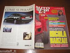 AUTOSPRINT 1994/15=LARINI=FERRARI=RALLY COSTA SMERALDA=SAFARI=DUNCAN=