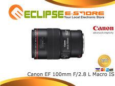 Canon EF 100mm f2.8L Macro IS USM Lens f/2.8 for 5D 50D Super Deal