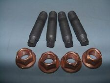 TURBO STUD NUT KIT SET OF 4  FORD FALCON BA BF FG & TERRITORY GENUINE FORD PART
