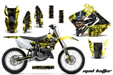 Suzuki RM 125/250 Graphics Kit AMR Racing Bike Decal  Sticker Part 01-09 MHYB