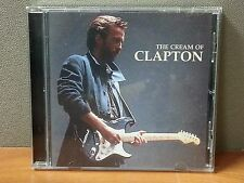 Eric Clapton :The Cream of Clapton CD (1995)   LIKE NEW  DB1474