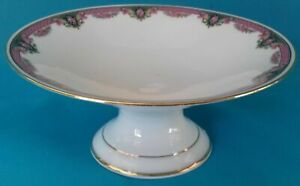 Cup High Limoges Porcelain Signed Av