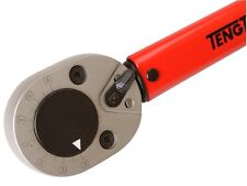 Teng 3492AG-E 90-450NM 3/4 Plaza drive llave dinamométrica en caso de TEN3492AGE