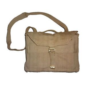 WWII British P-37 Valise Bag For Officers With Carry Strap T354