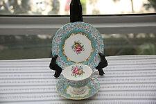 Vintage Trio Royal Albert Enchantment Tea Cup, Saucer and Plate
