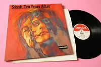 Ten Years After LP Sssshh Orig Italy 1969 EX+ Gatefold Laminated Cover