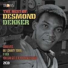 Desmond Dekker - The Best Of Desmond Dekker NEW CD
