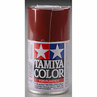 Tamiya America Inc Spray Lacquer TS-33 Dull Red