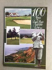 Lyme Regis Golf Club History Centenary 1893-1993  book 32 pages many old photos