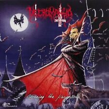 CROSSING THE FIERY PATH - NECROMANTIA [CD]
