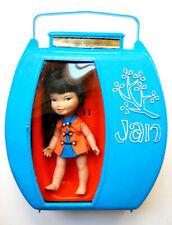 Vintage 1960s REMCO Jan Pocketbook Doll