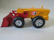 Penny RUSPA Front Loader Tractor with Red Bucket Scoop #122 - Italy 1:66 (Minty)