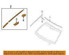 HYUNDAI OEM 11-15 Sonata Windshield-Outer Molding Right 861323S000