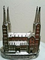 Bamberg Cathedral, Germany Rare Vintage Souvenir Building BANK