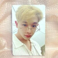 Wonho Official Photocard 1st Mni Album Love Synonym #1 Right For Me Monsta X E