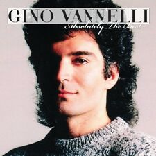 GINO VANNELLI - ABSOLUTELY THE BEST   CD NEW+