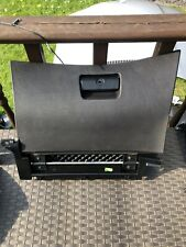 BMW E46 COUPE GLOVE BOX LID BLACK 8216178