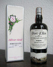 Port Ellen 1982 Silver Seal 21 years old 46 % alc.