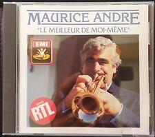 """MAURICE ANDRÉ """"LE MEILLEUR DE MOI-MÊME""""  CD"""