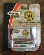 Matchbox - Collectibles ~ '55 Cadillac Fleetwood ~ NEW ON CARD