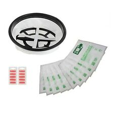 10 Bags + Filter for Henry Micro HVR200M XTRA HVX200a Turbo HVR200T Vacuum Fresh
