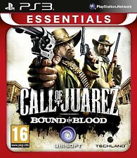 2 Call of Juarez: Bound IN BLOOD: PLAYSTATION 3 Essentials (PS3)