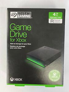Seagate 4TB Game Drive Hard Drive for Xbox