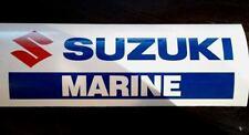 Suzuki Marine Decal Sticker Outboard 4 stroke 2 Bay bass Prop boat Fishing