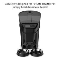 For Pet Safe Healthy Two-Way Splitter Adapter Pet Simply Feed Automatic Feeder