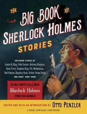 The Big Book of Sherlock Holmes Stories Vintage Crime / Black Lizard Original
