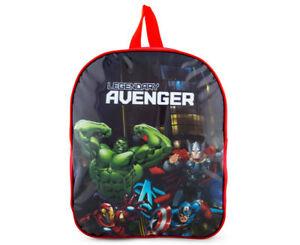 Marvel Avengers Backpack Children's Boys Legendary Avengers Junior Backpack