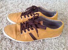 Men's Pull & Bear Light Brown Shoes Size Eur 42