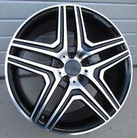 Neu 22 zoll felgen für Mercedes G Klasse W461 W463 W463A 10J ET48 4 felgen 84.1