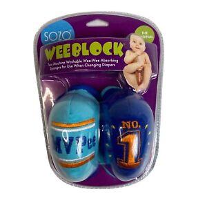 SOZO WEEBLOCK Copack MVP and #1 Set Pack Sealed Sports Baby Boy Original New