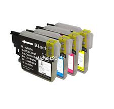 4+6 Cartouches d'encre compatible pr DCP 585CW