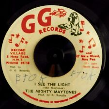 Mighty Maytones, The - I See The Light  /  Version